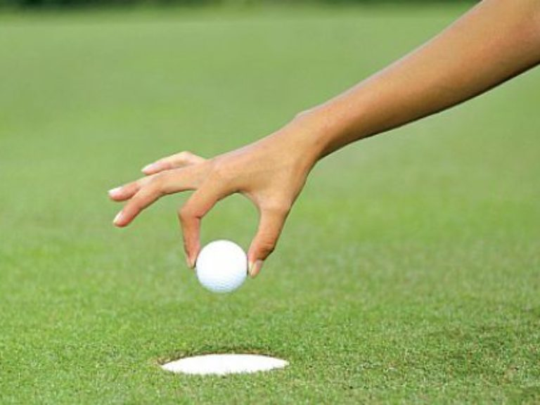 Your perfect shot on the green!