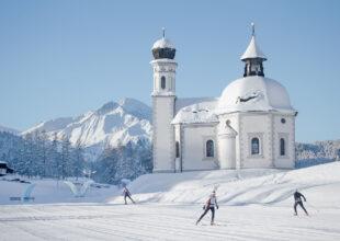 Langlaufen Seefeld Seekirchl