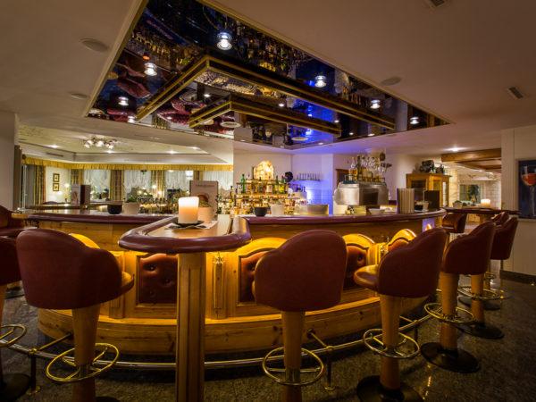 Bar im Hotel Schönruh in Seefeld