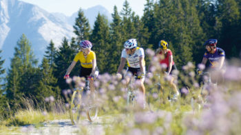 Radfahren in Seefeld
