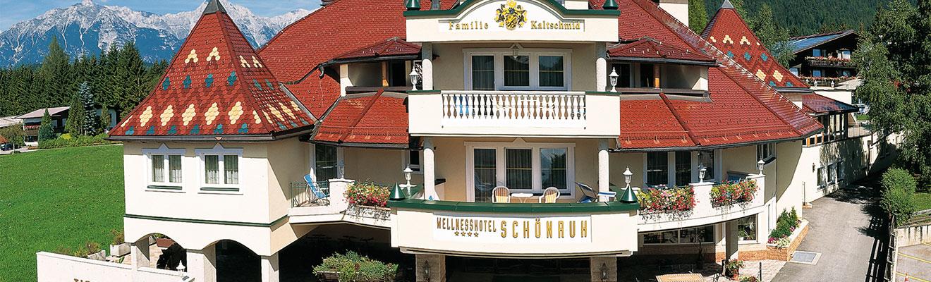 Wellnesshotel-Schoenruh - Das Hotel