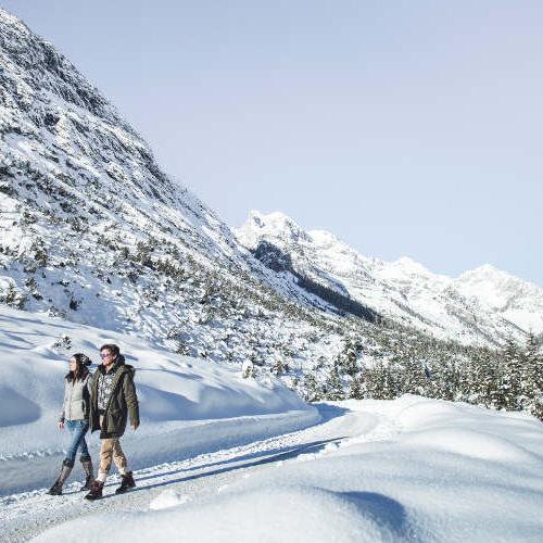 Seefeld-Winterwandern