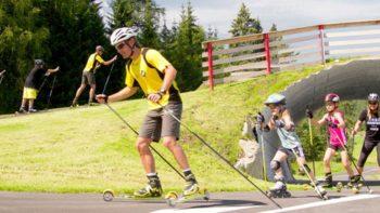 Biathlon in Seefeld - Wellnesshotel Schönruh