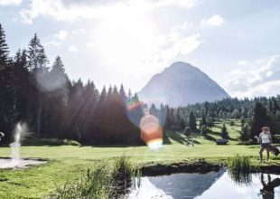 Golfclub Seefeld-Wildmoos -18-Loch Golfplatz - Golf Alpin Card