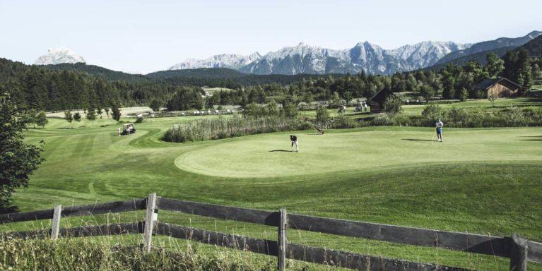 Golfreisen - Golfplatz Seefeld-Reith
