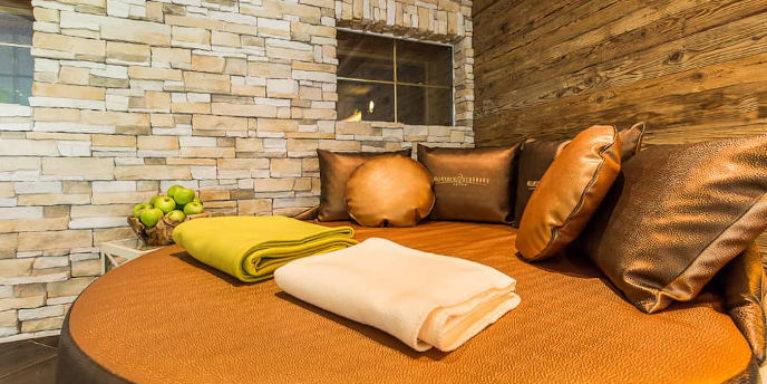 Ruhe- und Relaxzone im Wellnesshotel Schönruh