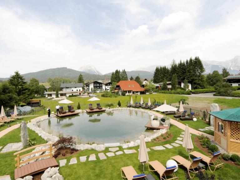 Wellnessurlaub in Seefeld - Wellnesshotel Schönruh